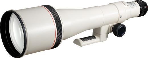 لنز Canon FD 800